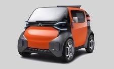 Citroën Ami One - nový směr dopravy ve městech