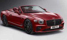 Bentley Continental GTC Number 1 Edition pouze s W12