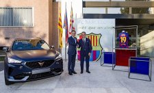 Cupra se stala partnerem velkoklubu FC Barcelona