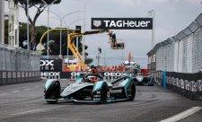 Evans i Jaguar poprvé na nejvyšším stupínku