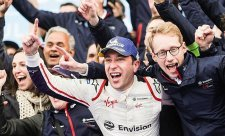 Vítěz Frijns se hlavně bál, že se neudrží na trati