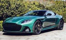 Limitovaný Aston Martin DBS 59