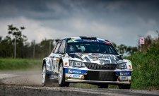 Mareš je juniorským mistrem Evropy v rallye