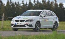 Seat triumfoval na Czech News Energies Rallye
