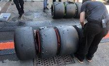 Loňské pneumatiky se definitivně nevrátí