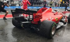 Proč za Leclerka v neděli zaplatilo Ferrari?