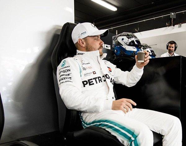 Bottas tajně testoval rallyovou Fiestu