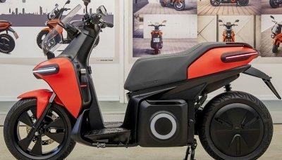 První motocykl po 66 letech