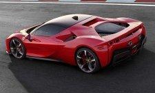 Ferrari představuje hybrid s výkonem 999 koní