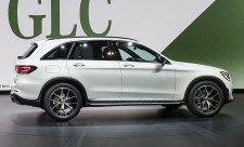 Mercedes-Benz GLC s novou technikou
