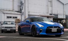 Jubilejní edice k padesátinám Nissanu GT-R