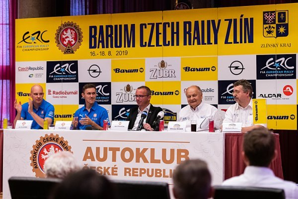 Barum Czech Rally Zlín startuje již příští týden