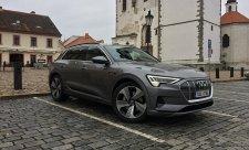Test Audi e-tron 55 quattro