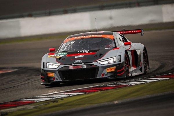 I.S.R. vyšel na Nürburgringu naprázdno