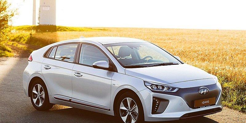 Hyundai Ioniq v akční nabídce Future Eco