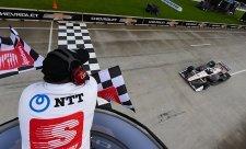 IndyCar v příštím roce zamíří do Nashvillu