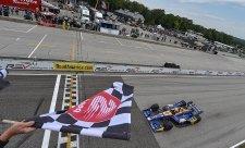 Rossi si na Road Americe připsal další dominantní triumf
