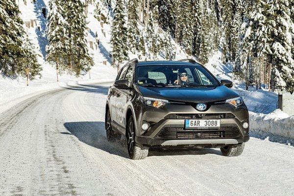 Toyota se stala generálním partnerem ČOV