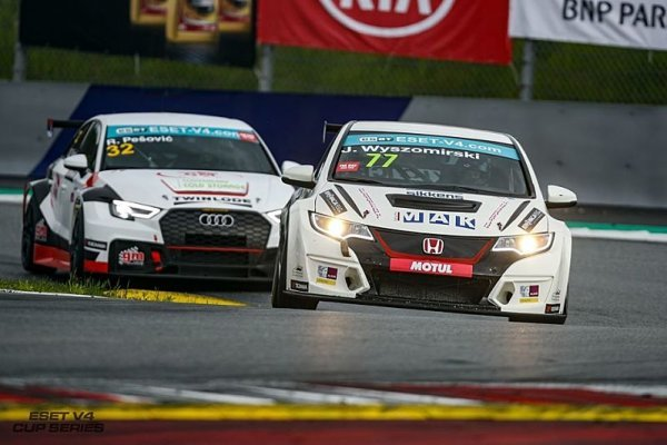 Honda Wyszomirski Racing vstupuje do TCR Eastern Europe