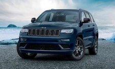 Jeep Grand Cherokee S-Limited lze již objednávat
