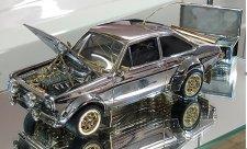 Ford Escort za více jak dva miliony korun