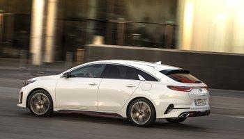 Cena vozu Kia ProCeed začíná těsně pod 600 000 korunami