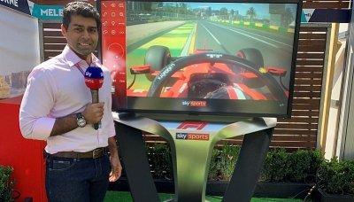 Ferrari pokazilo Čandhokovi víkend