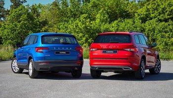Vylepšení pro modely Škoda Karoq a Kodiaq