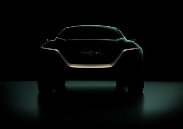 Aston Martin Lagonda - elektrické SUV pro rok 2021