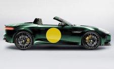 Lister LFT-C je dobře nadopovaný Jaguar F-Type