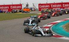 FIA schválila pravidla F1 pro rok 2020
