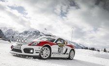 Porsche se vrací na rallyovou scénu