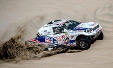 Ouředníček potvrdil start na Rallye Dakar