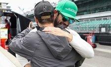 Hinchcliffe pojede tři závody za Andrettiho tým