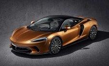 McLaren GT je křížencem supersportu a luxusního auta