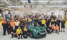 Mini vyrobilo deset milionů aut