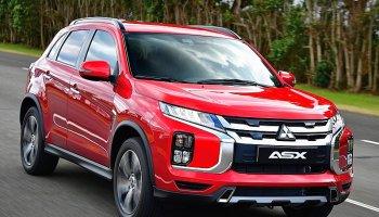 Mitsubishi ukázalo modernizovaný ASX