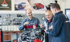 České Mitsubishi má nové školicí centrum