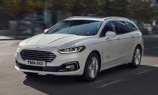 Ford Mondeo už i jako hybridní kombi