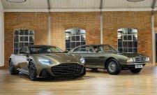 Aston Martin DBS oslavuje výročí bondovky