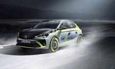 Rallyová elektrická Corsa bude závodit již za 10 měsíců