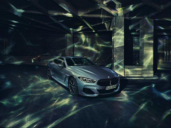 BMW chystá limitovanou edici řady 8 Coupé