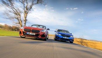 Špičkové modely BMW na českých silnicích