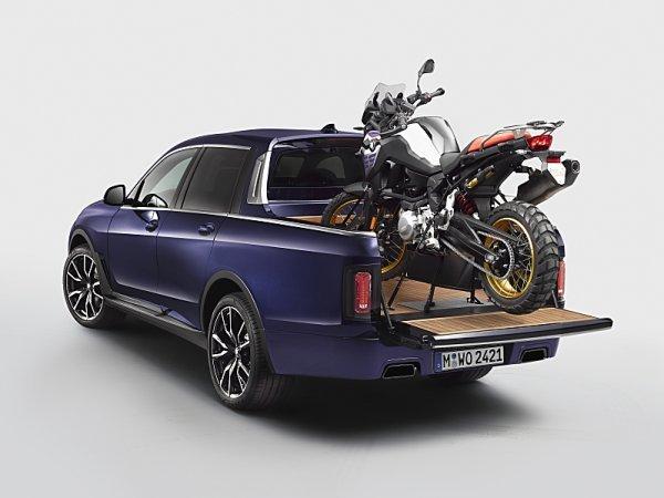 Exkluzivní přepravník nejen pro motorky
