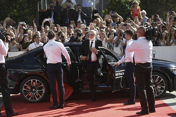 BMW vozí hosty karlovarského festivalu