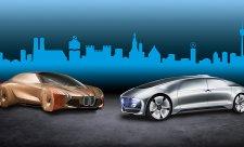 BMW a Daimler se domluvily na technické spolupráci
