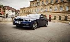 Plug-in hybridní modely BMW nyní s delším dojezdem