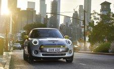 Mini se ve Frankfurtu zaměří na elektromobilitu