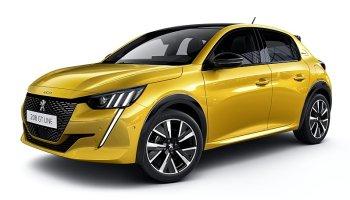 Nový Peugeot 208 i s elektrickým pohonem