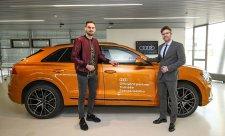 Tuzemské Audi partnerem Satoranského